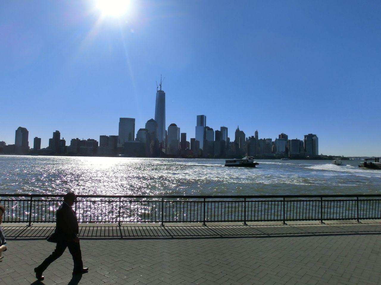 Mein Lieblingsbild der NewYorker Skyline