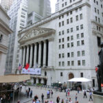 Wall Street - New York Stock Exchange